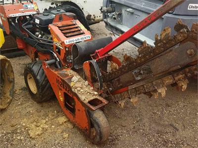 2014 Ditch Witch RT12