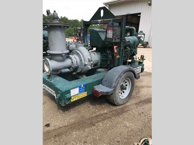 2012 Pioneer Pump PP66S14