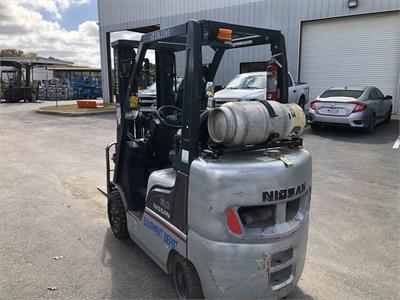 2013 Nissan UniCarriers MCP1F2A25 (CF50)