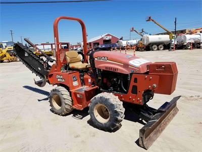 2013 Ditch Witch RT45