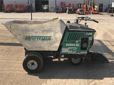 2015 Multiquip Whiteman WBH-16EF