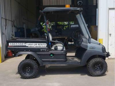 2017 Club Car Carryall 1500