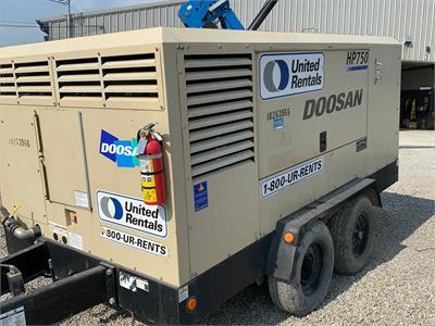 2014 IR Doosan HP750 T4i