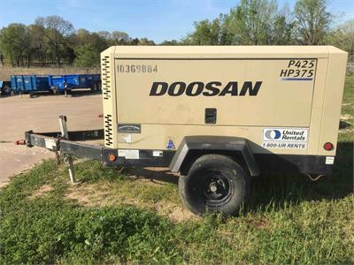 2015 IR Doosan P425/HP375 T4i