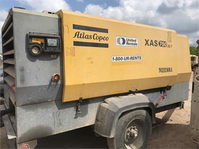 2012 Atlas Copco XAS 750 (T2/3)