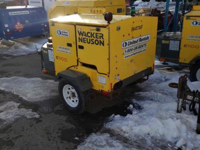 Wacker Neuson E 1100 2015