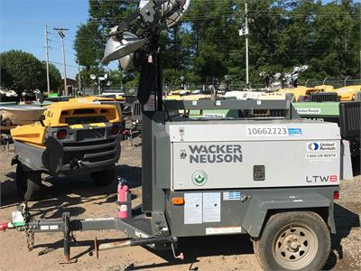 2017 Wacker Neuson LTW 8K