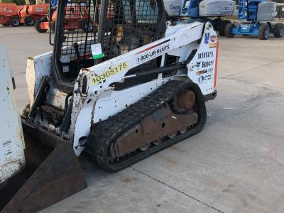 Bobcat T550 2014