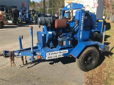2006 Thompson Pump 6V-DDST
