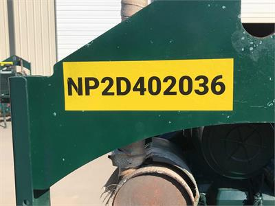 2012 Pioneer Pump VP44S10