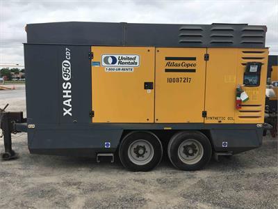 2012 Atlas Copco XAHS 950