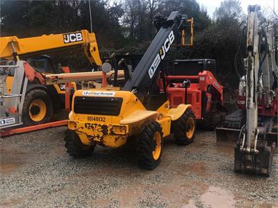 2013 Jcb 520-50