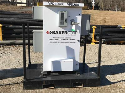 2014 BakerCorp VFD-200