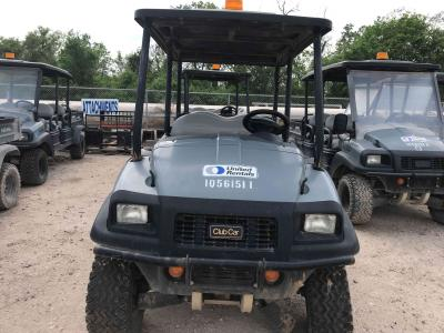 2017 Club Car Carryall 1700