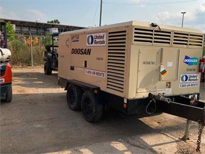 2014 IR Doosan HP750 T4F
