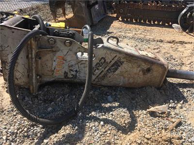 2014 Kent Demolition Tool (FRD Furukawa) F9 QT