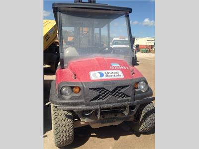 2014 Club Car XRT1550GSE