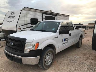 2014 Ford F-150 (cabine)