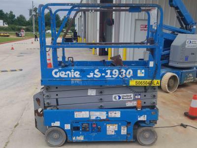 2013 Genie GS-1930