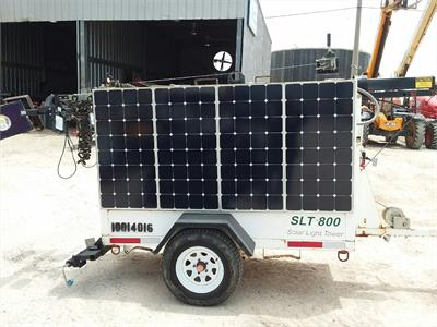 2011 Progress Solar Solutions SLT800