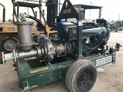 2009 Pioneer Pump PP66S14