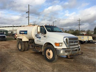 BlueLine Rental Water Truck