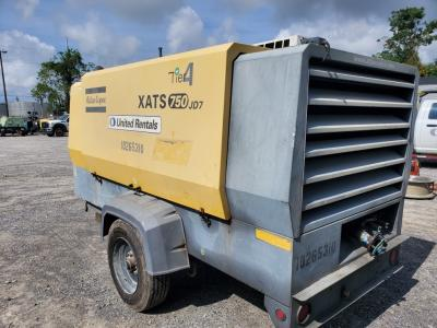 Atlas Copco XATS 750 IT4 2014