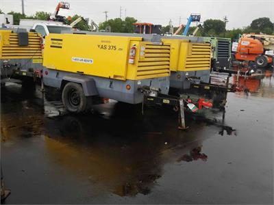 Atlas Copco XAS 2012 375 (T2/3)