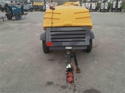 Atlas Copco XAS 185 IT4 2014