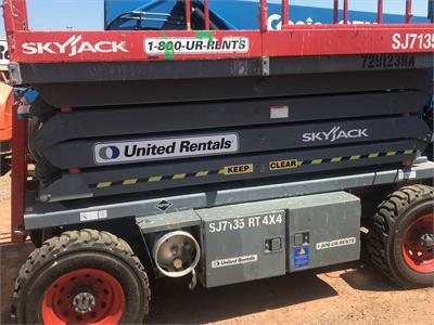 2007 Skyjack SJ7135 RT