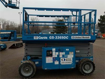 2013 Genie GS-3369 DC