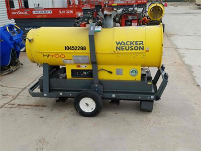 Wacker Neuson  HI400HD D 2016