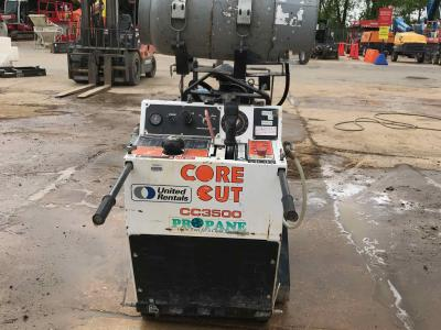 2016 Diamond Products Core Cut CC3500