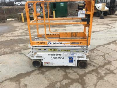 2017 HY-BRID LIFTS (Custom Equipment, LLC) HB-1430