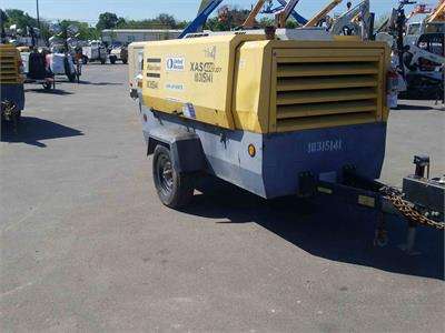 2014 Atlas Copco XAS 400 IT4