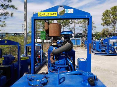 2014 Thompson Pump 32HPU-DJD