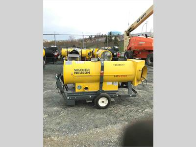 Wacker Neuson  HI400HD D 2017