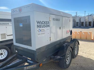 2014 Wacker Neuson G 50