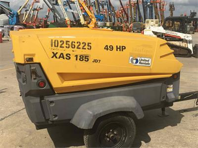 2014 Atlas Copco XAS 185 IT4