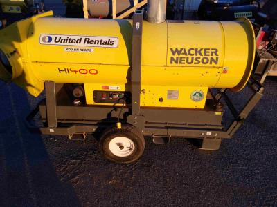 2015 Wacker Neuson HI400HD D