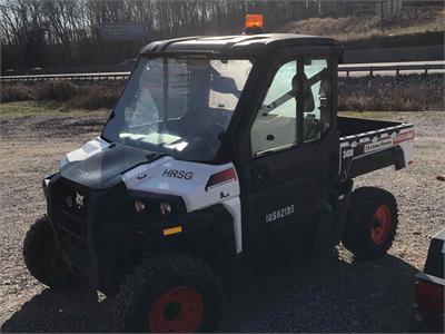 Bobcat 2016 3400 (diesel avec cabine)