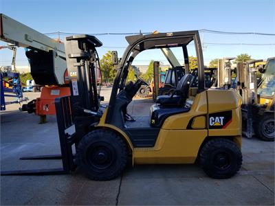 2014 Caterpillar DP40N
