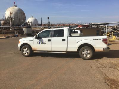 2012 Ford F-150 (Crew)