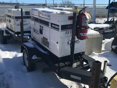 2012 Multiquip DCA-15SPX U4F