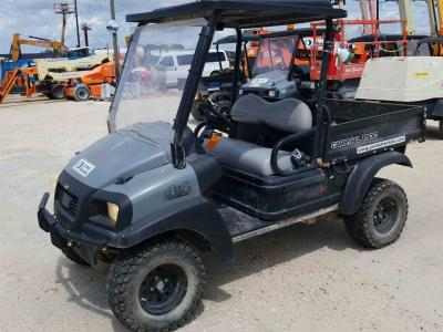 2015 Club Car Carryall 1500