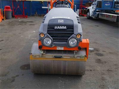2016 Hamm HD 10C