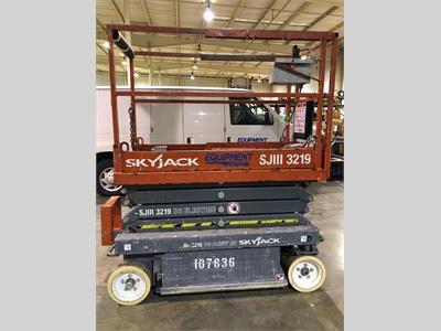 2012 Skyjack SJIII 3219