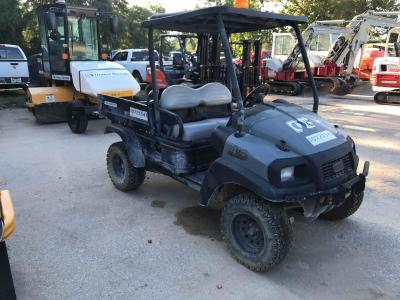 2018 Club Car Carryall 1500