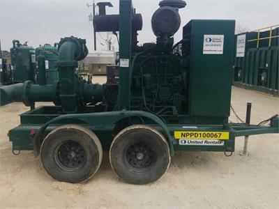 2010 Pioneer Pump VP108S17