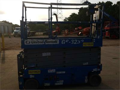 Genie  GS-3232 2014